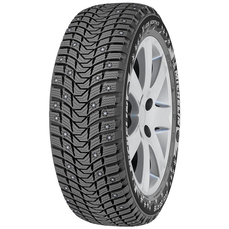 Автошина Michelin X-Ice North 3 235/35 R19 91H
