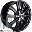 Zumbo Wheels F0020 8.5x20/5x150 D110.1 ET45 BLACK MATT