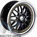 Zumbo Wheels 80123J 8.5x18/5x114.3 D73.1 ET30 Black/LP