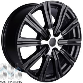 Zumbo Wheels F0020 8.5x21/5x150 D110.1 ET54 BLACK MATT